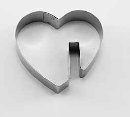 Heart Mug Cookie Cutter