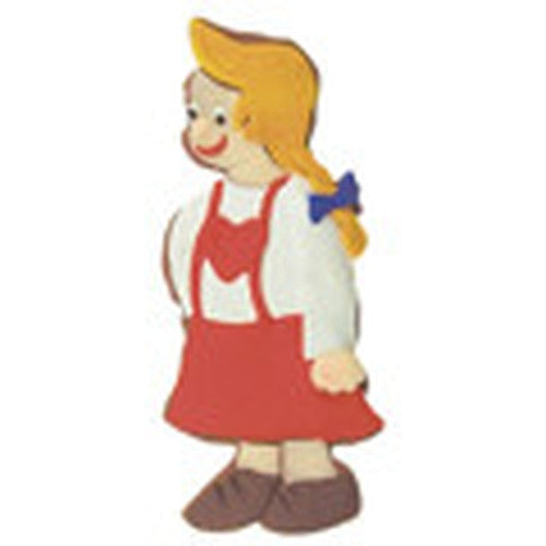 Heidi Girl Cookie Cutter-Cookie Cutter Shop Australia
