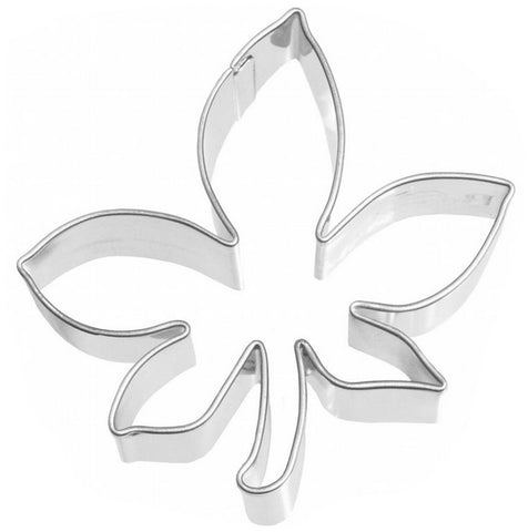 Chestnut Leaf Cookie Cutter 8cm
