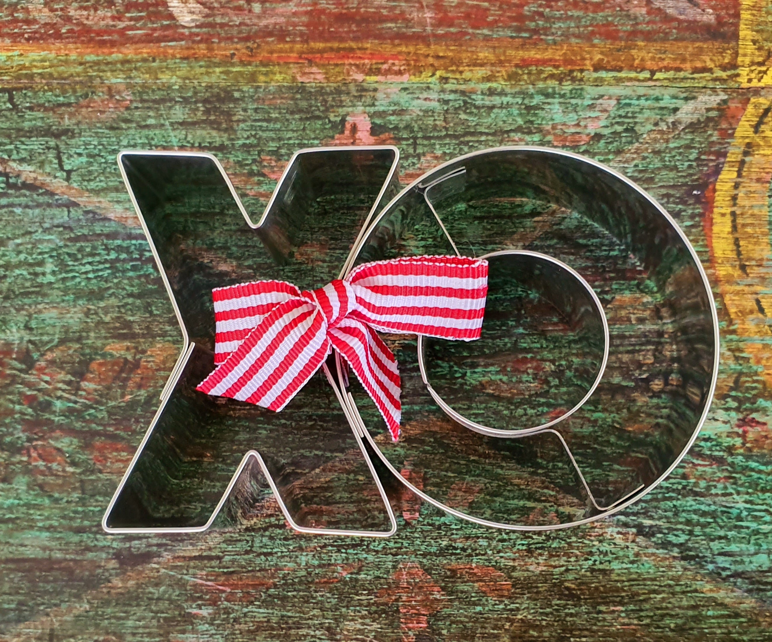 Hugs and Kisses Cookie Cutter Set XO | Cookie Cutter Shop Australia