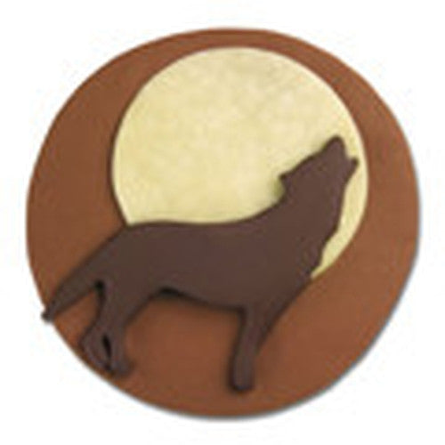 Husky Dog or Wolf Cookie Cutter-Cookie Cutter Shop Australia