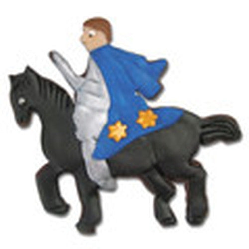 Knight on Horse Cookie Cutter-Cookie Cutter Shop Australia