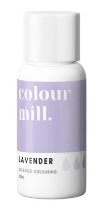 Colour Mill Lavender Oil Based Colour