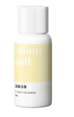 Colour Mill Lemon | Cookie Cutter Shop Australia
