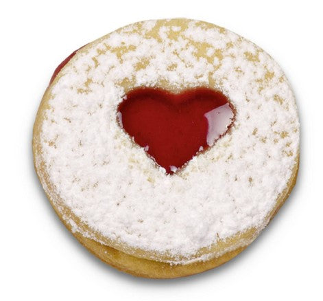 Interchangable Centre Round Linzer 4cm Cookie Set