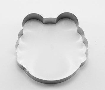 Cat Face Cookie Cutter 7.5cm | Cookie Cutter Shop Australia