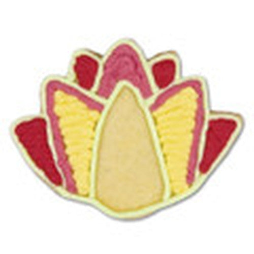 Lotus Flower Cookie Cutter-Cookie Cutter Shop Australia