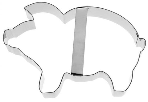 Lucky Pig Cookie Cutter 12cm | Cookie Cutter shop Australia