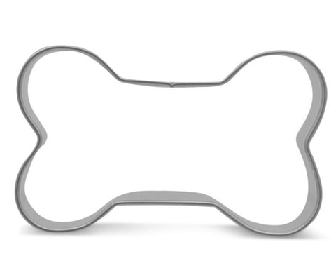 Mini Dog Bone Cookie Cutter 5cm | Cookie Cutter Shop Australia