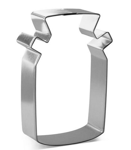 Farmhouse Milk Can Cookie Cutter