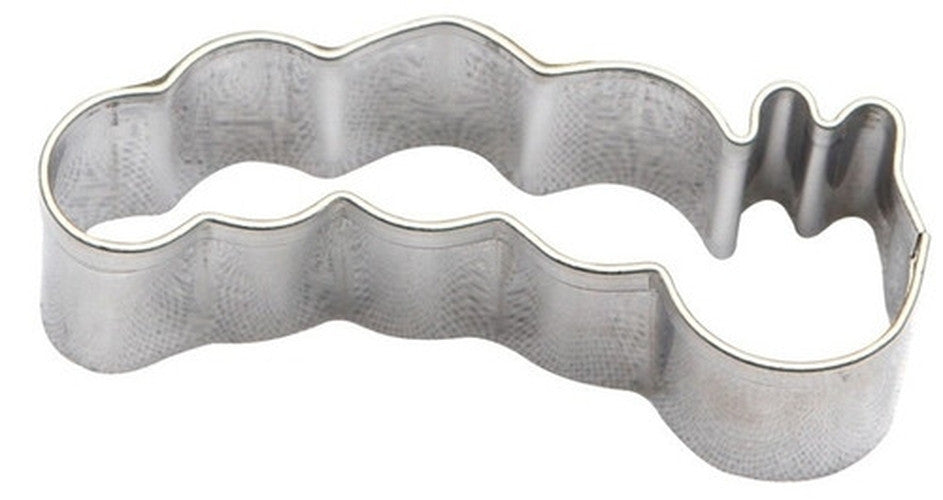 Caterpillar Mini 5cm Cookie Cutter-Cookie Cutter Shop Australia