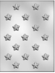 Mini Star Chocolate Mould
