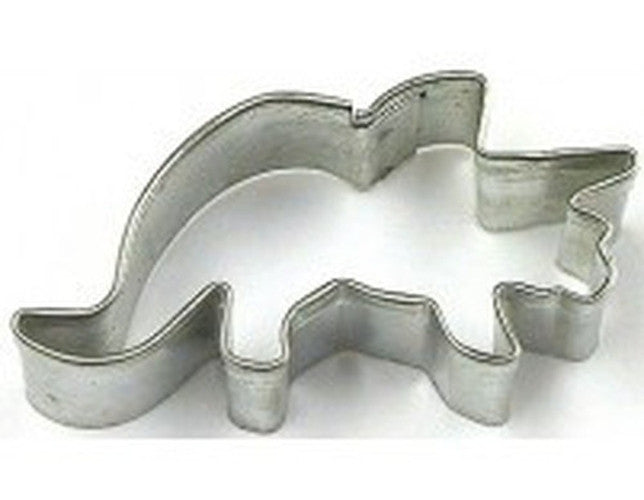 Triceratops Dinosaur Mini 5cm Cookie Cutter-Cookie Cutter Shop Australia
