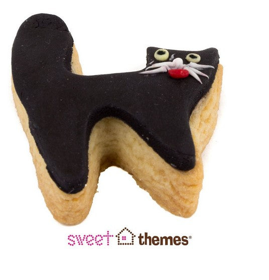 Cat Cookie Cutter Mini 4cm | Cookie Cutter Shop Australia