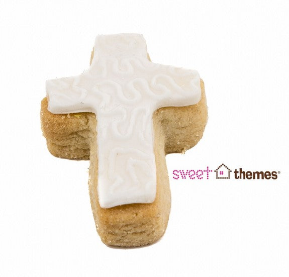 Mini Cross Cookie Cutter | Cookie Cutter Shop Australia