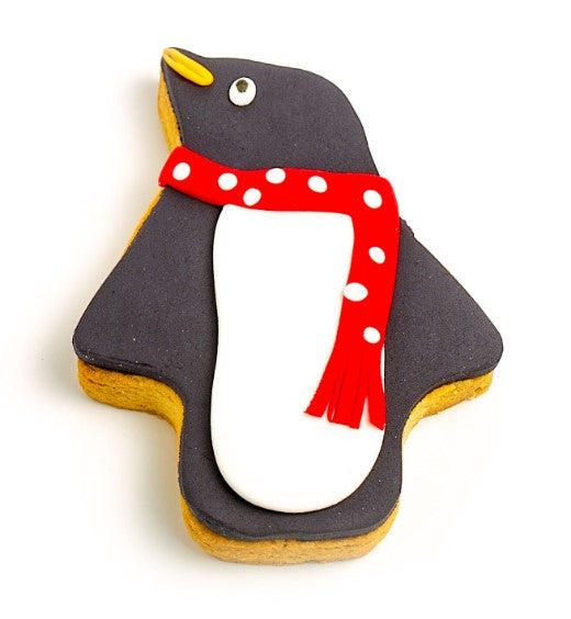 Penguin Cookie Cutter 5cm | Cookie Cutter Shop Australia