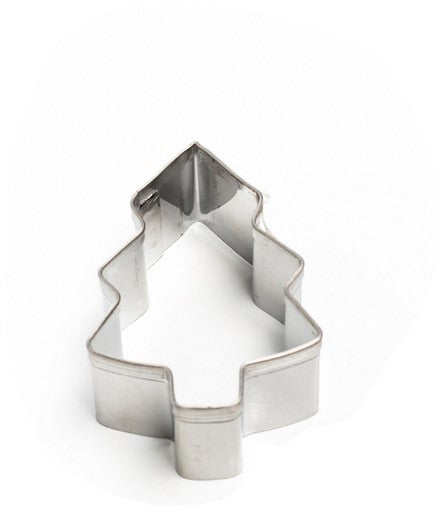 Mini Christmas Tree Cookie Cutter 4.5cm