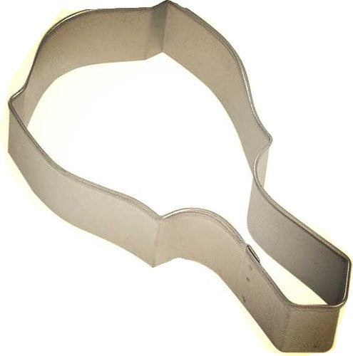 Hand Held Mirror Cookie Cutter 11.5cm | Cookie Cutter Shop Australia