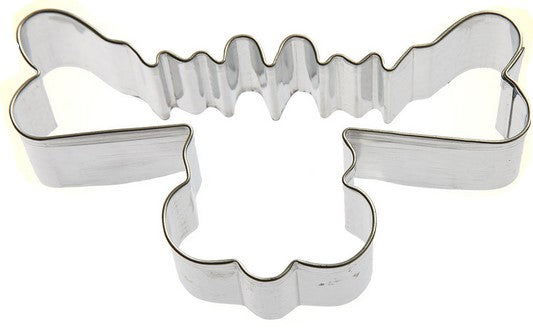 Moose Head Cookie Cutter 9.5 cm | Cookie Cutter Shop Australia