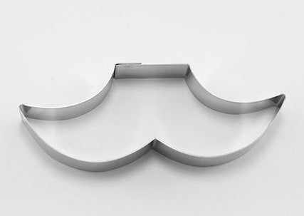 Moustache Cookie Cutter 10cm | Cookie Cutter Shop Australia