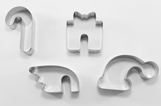Christmas Cup Cookie Cutter Set | Cookie Cutter Shop Australia