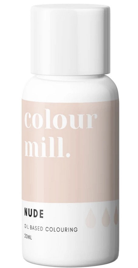 Colour Mill Nude Oil based Colour 20mls