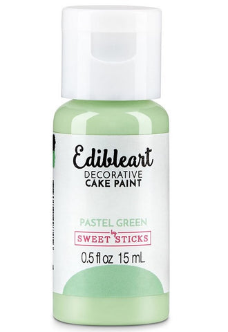 Edible Paint Pastel Green