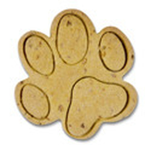 Paw Print with Embossed Detail 7cm Cookie Cutter-Cookie Cutter Shop Australia