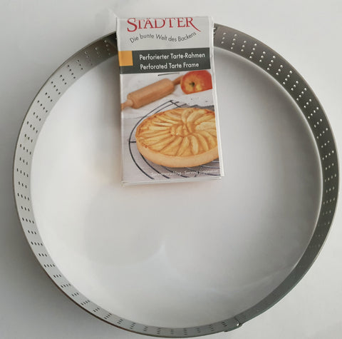 Perforated Flan Ring 15.5cm