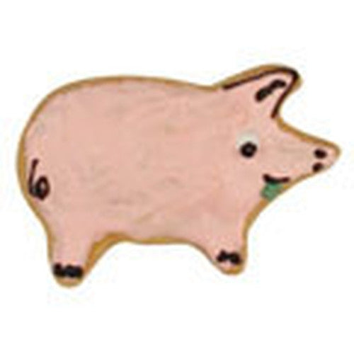 Pig 8cm Cookie Cutter-Cookie Cutter Shop Australia