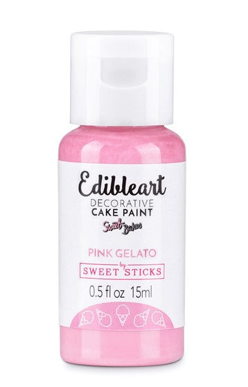 Sweet Stciks Edible Paint 'Pink Gelato'