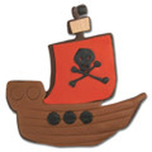 Pirate Ship Cookie Cutter-Cookie Cutter Shop Australia