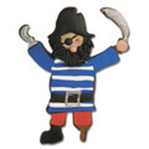Pirate 12cm Cookie Cutter-Cookie Cutter Shop Australia