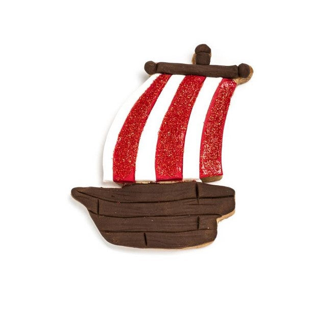 Pirate Ship Cookie Cutter 13cm
