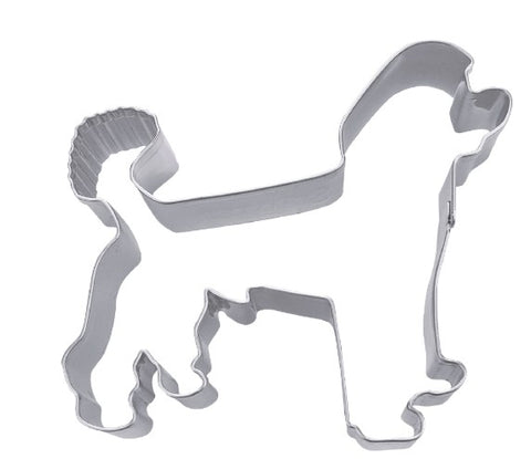 Poodle Dog Cookie Cutter 6.5cm | Cookie Cutte Shop Australia