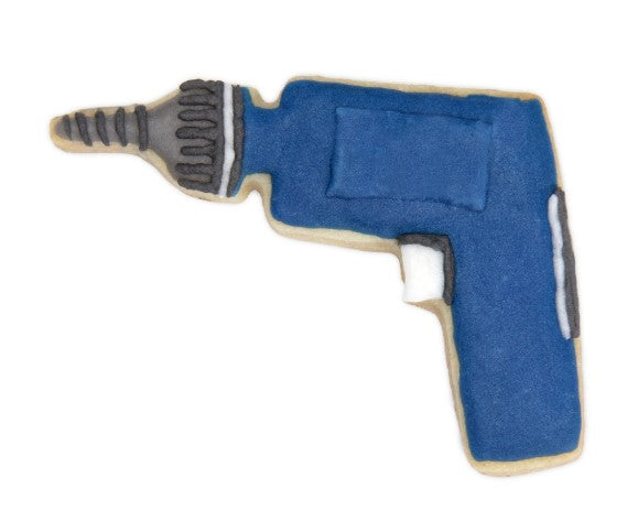 Power Drill Cookie Cutter 7cm