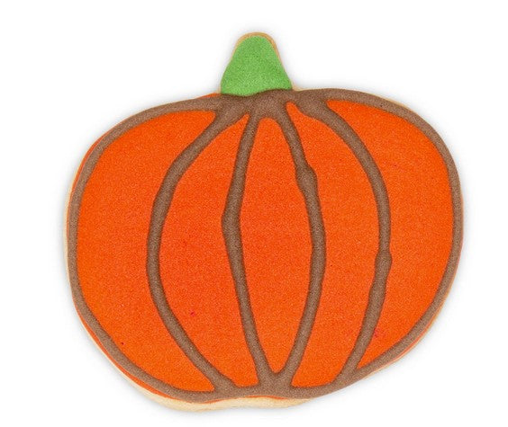 Pumpkin Cookie Cutter 6cm