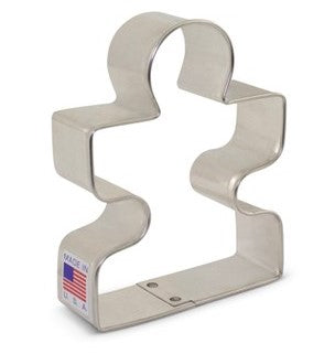 Puzzle Piece Cookie Cutter | Cookie Cutter Shop Australia