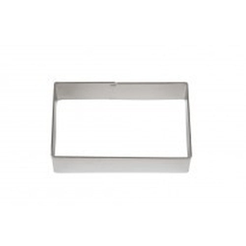 Rectangle 8.5 x 5.5 Cookie Cutter-Cookie Cutter Shop Australia