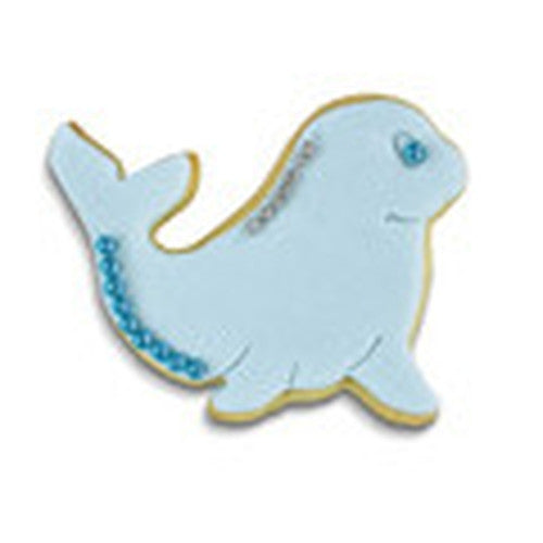 Seal with Embossed Face Cookie Cutter-Cookie Cutter Shop Australia