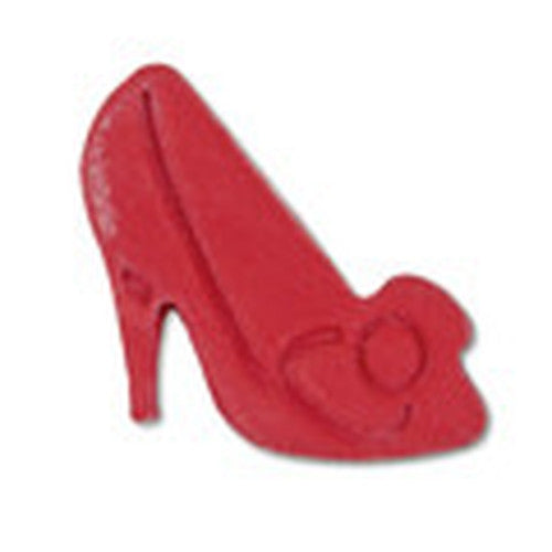 Shoe Plastic Embossed 5cm Cookie Cutter-Cookie Cutter Shop Australia