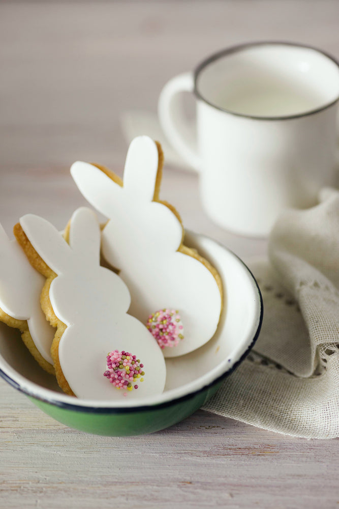 Bunny 10cm Cookie Cutter-Cookie Cutter Shop Australia