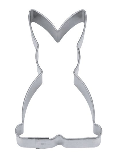 Rabbit Sitting Cookie Cutter 7.5cm
