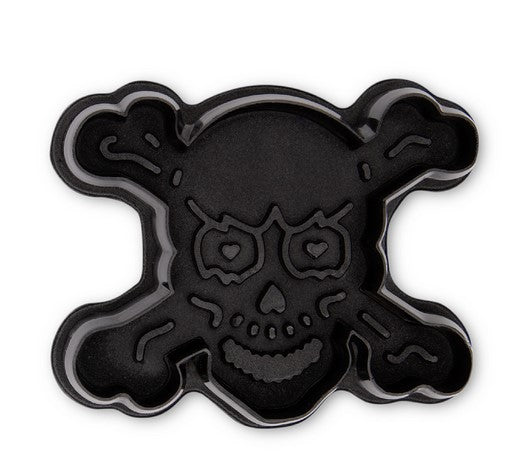 Skull and Crossbone Cookie Cutter Stamp and Ejector