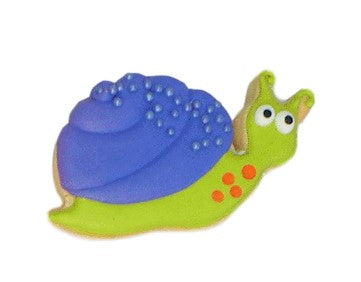 Snail Cookie Cutter 10cm