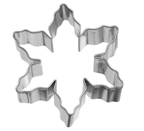 Snowflake Cookie Cutter 7cm | Cookie Cutter Shop Australia