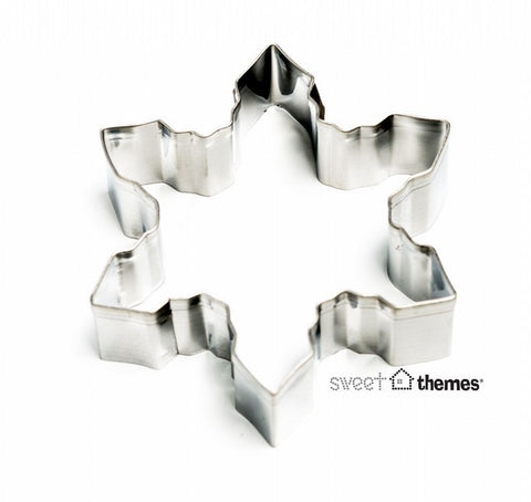Snowflake Small 7cm Stainless Steel Cookie Cutter