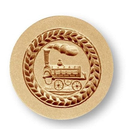 Springerle Mould Small Locomotive 59mm  | Cookie Cutter Shop Australia