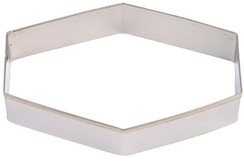 Straight Plaque 9cm Cookie Cutter-Cookie Cutter Shop Australia
