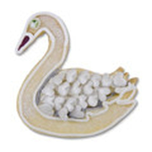 Swan 6.5cm Cookie Cutter-Cookie Cutter Shop Australia